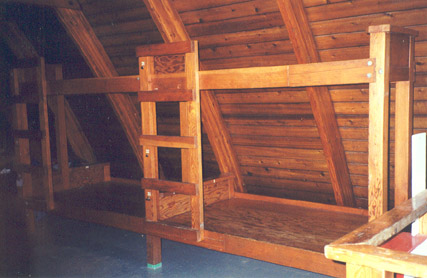 The Above Photo Shows A Sample Of The Bunk Beds On The 2nd